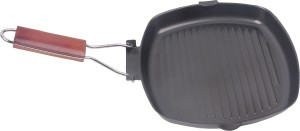 Dolphy Square Grill Pan 24 cm diameter