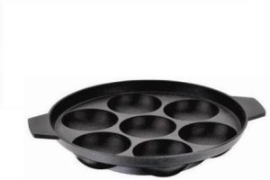 Miracle Pan 17cm 7 Cavities Light Appam Patra cm diameter