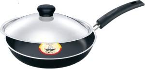 Pigeon Non-stick Fry Pan with Lid 200 mm Pan 20 cm diameter