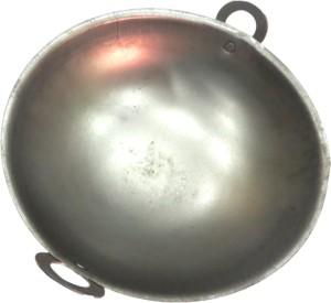 DCS Seasoning Iron Multi Purpose Kadhai 0.0200 L