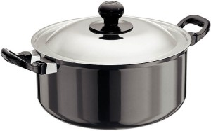 Hawkins Futura Cook-n-Serve with Lid Pot 5 L