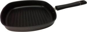 Bigchef Pan Square Grill pan 22Cm With detachable handle cm diameter
