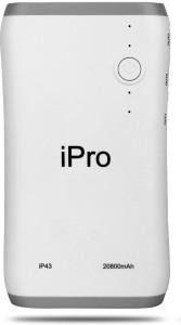Ipro IP 43 20800 mAh Power Bank