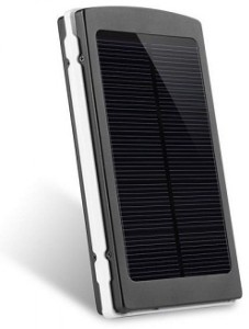 Fabdy SPB-01 Solar USB Portable  30000 mAh Power Bank