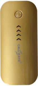 Callmate Golden Feather 5600 mAh Power Bank