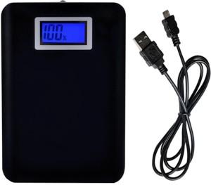 Lappymaster PB-008BL Digital Display  10400 mAh Power Bank
