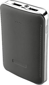 Shadow Fax C-34 Leather Finish  (Capacity - 9,000 mAh) 9000 mAh Power Bank