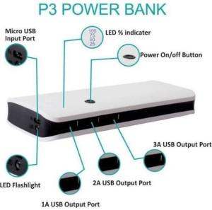SKE SKEPB-36 CllOne power Bank 20000mAh 20000 mAh Power Bank
