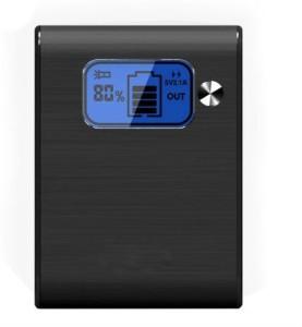 Shrih SHR-9232 Portable  8400 mAh Power Bank