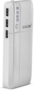 U-Globe UG-104 Full Capacity  11000 mAh Power Bank