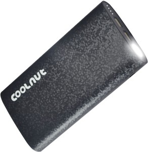 Coolnut High Capacity Power Bank With Dual USB Output 20000 mAh Power Bank