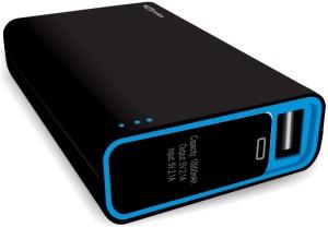 Portronics POR-580Black Charge M plus 10000 mAh Power Bank