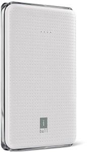 Iball PB-5049 Portable Dual USB Slim  5000 mAh Power Bank