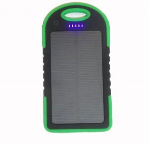 HashTag Glam 4 Gadgets HT SOLAR851 Water Resistant  5000 mAh Power Bank