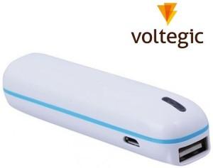 Voltegic Bilitong™ - Y059 ® Poweradd Slim2 Most Compact Portable Charger 2600 mAh Power Bank