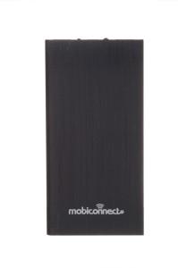 Mobiconnect MPB-8001  Portable Charger - Black 8000 mAh Power Bank