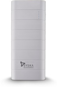 Syska Power Boost 100 - 10000 mAh Power Bank