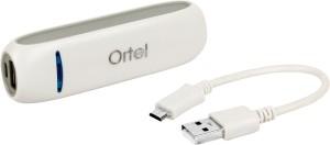 Ortel OR-0233 26 00 MAH POWER BANK WITH 1 USB 2600 mAh Power Bank