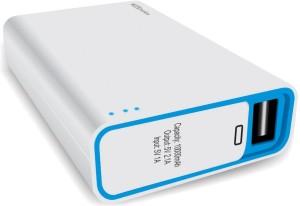 Portronics POR-580White Charge M plus 10000 mAh Power Bank