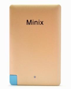 Minix S1 Portable  2500 mAh Power Bank