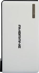 Ambrane PP-1500 White NA 15000 mAh Power Bank
