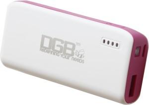 DGB HAFLINGER Pro+ BERRY PB(4800) Portable  4400 mAh Power Bank