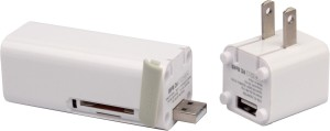 iFans EL-PB-17S 3 in 1  & AC Adapter with SD/TF Card Reader Included 3000 mAh Power Bank