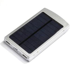 SKE SKE-22CALLONE-TURBBLUE250831DB90DF66 Solar Power bank WITH 20 LED 13000 mAh Power Bank
