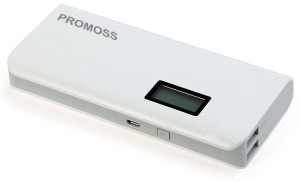 Gizmobitz Promoss-2 Display with led indicator 10400 mAh Power Bank