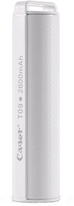 Cager T-09 T-09 2600 mAh Power Bank