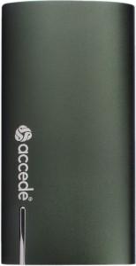 Accede PB6400-1003 USB Portable Power bank 6400 mAh Power Bank