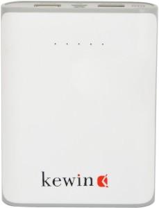 Kewin PB-004-WT High Capacity Dual USB Port Compatible with Xpress 4G 10400 mAh Power Bank