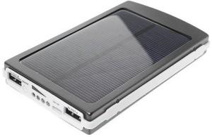 Benison India 20 LED Solar Power bank 13000 mAh Power Bank