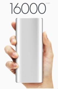 Rhidon GX0Q24- Premium Quality USB Portable  High Capacity 16000 mAh Power Bank