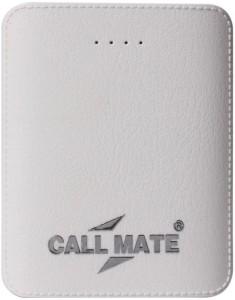 Callmate Leather 3 Light 4 USB 10400 mAh Power Bank