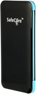 Safe Care SC-LiPo 5.0 B Slim Portable Power Bank 5000 mAh With Attached USB Cable 5000 mAh Power Bank