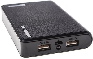 Epsilon BAR/Ep-12k Bank (Black) 12000 mAh Power Bank