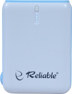 Reliable T10 Dual USB 10400 mAh Power Bank