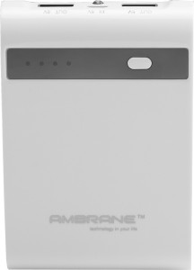 Ambrane P-1000 Star NA 10400 mAh Power Bank