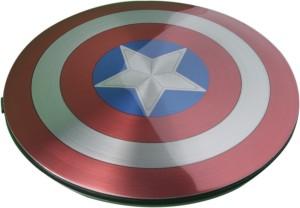 The Fappy Store TFPB315 Captain America Shield  6800 mAh Power Bank
