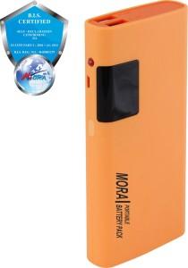 Mora 5C-LD Bureau of Indian Standard Certified 13000 mAh Power Bank