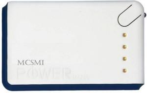MCSMI SND012 HIGH SPEED USB PORTABLE POWER SUPPLY POWERBANK 11000 mAh Power Bank