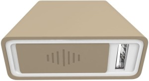 Portronics POR-275 Golden Cube 5200 mAh Power Bank