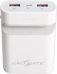 Callmate Power Bank Mobile Holder 7800 mAh Power Bank