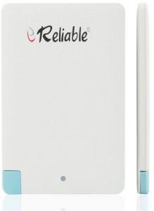 Reliable Power Bank Credit Card Shape 2600 mAh Power Bank