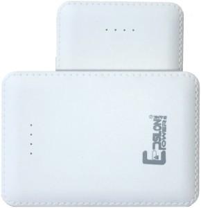 Epsilon Powerbank BAR/EP-104Leather 10400 mAh Power Bank