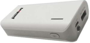 Luminous SB52 Livguard 5200mAh  Black Powered by High Performance Samsung SDI Cell, BIS Certified 5200 mAh Power Bank