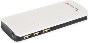 Kewin PB-60-White-Black Portable 13000 mAh Power Bank
