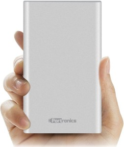 Portronics POR 270 Reinforce  with Dual USB Port 10000 mAh Power Bank