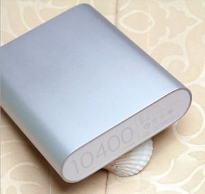 King HK 137735 USB Portable Power Supply 15000 mAh Power Bank